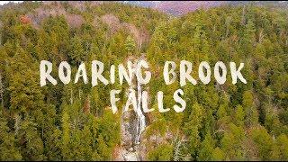 Roaring Brook Falls [4K]