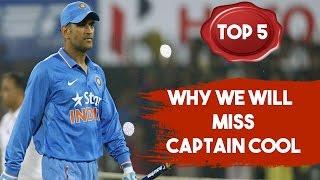 download lagu Top 5 - Reasons Why We Will Miss Captain gratis