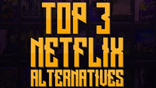 Top 3 FREE Movies & TV Shows Apps | Best Netflix Alternatives
