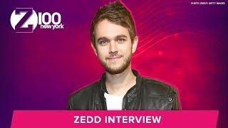 download lagu Zedd Explains Why Liam Payne Is Perfect For Get gratis