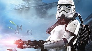 First Contact - Star Wars Battlefront BETA