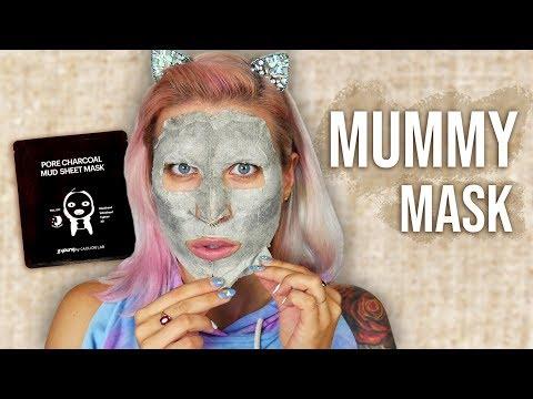 ♦ WTF?! Dziwna Maska MUMIA