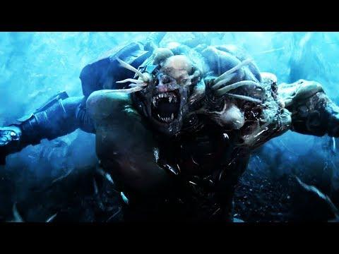 Halo Wars 2 THE FLOOD RETURNS Cutscene (Awakening the Nightmare DLC)