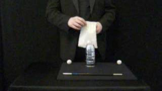 The Cups and Balls - Performed By Andy Field Bristol Magician