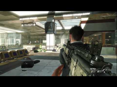 "Modern Warfare 2 ""No Russian"" [HD]"