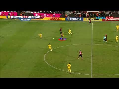 Romanya 2-0 Türkiye | Liberolu Sistem