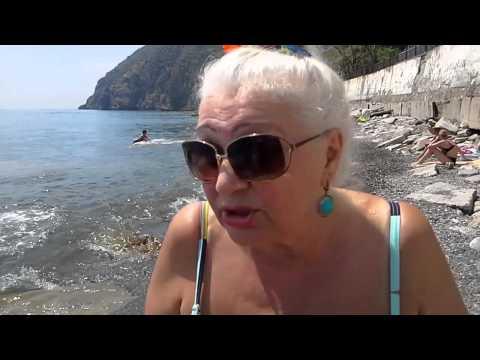 Крым, Партенит, санаторий Крым, отзыв отдыхающей