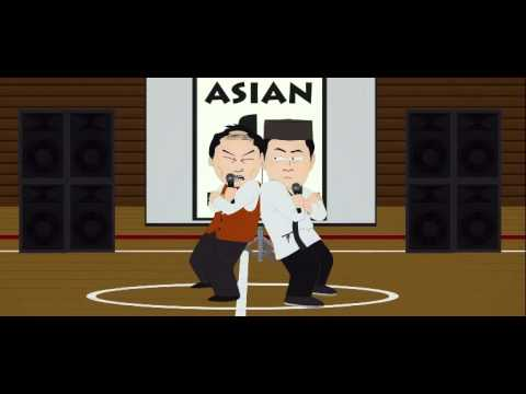 South Park How Chinese People view to the Japanese