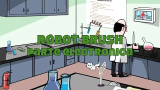 Robot Brush Parte Electronica