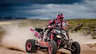 Camelia Liparoti - Teaser Dakar 2016