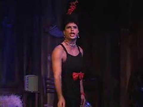 A drag queen Christmas Kinsey Sicks