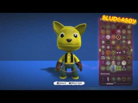 LittleBigPlanet - Ratchet Costume