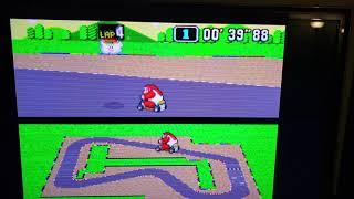 Super Mario Kart Circuit 1 (1:02:74)