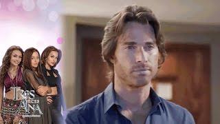 Marcelo le confesó a Ana Lucía que tiene dos hermanas idénticas | Tres veces Ana - Televisa