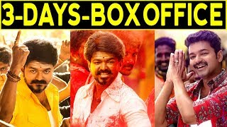 Mersal 3 days World Wide Box Office Collection Report