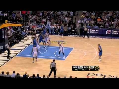 NBA Recap: Denver Nuggets vs Dallas Mavericks (10/2/11)