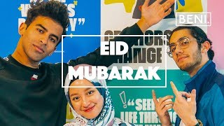 EID MUBARAK || An Unusual Eid Message - from BENI
