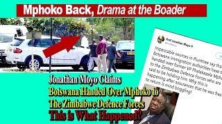 download lagu Mphoko Back, Drama At The Boader, Moyo Claims Mphoko gratis