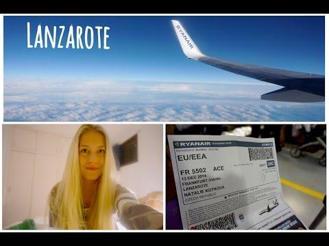 Lanzarote | DreamSea Surf Camp | DAY 1