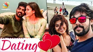 This is for ppl who asked a selfie. : Nayanthara – Vignesh Shivan and Oviya – Aarav | Hot News