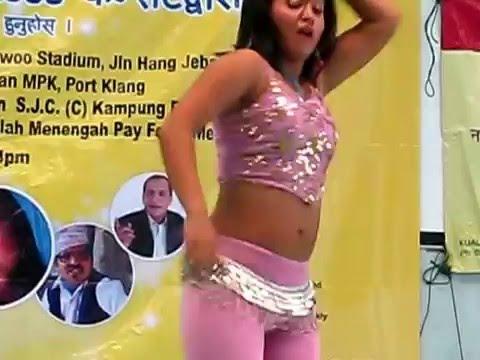 Sexy Dance by Samjhana Budathoki in Malaysia