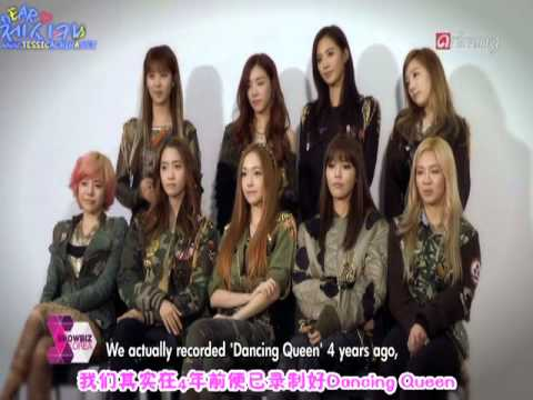 【DRJC】130117 Arirang TV Showbiz Korea 少女時代英语中字