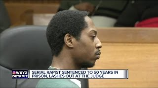 "Ikeie Smith Serial Rapist Nigger Beast Gets 55 yrs & Tells Judge ""Fuck You"""