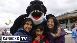 Canucks Autism Network 6th Annual Family Festival