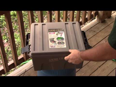 My Homestead 24: Ammo Crate (Utility Box) Review