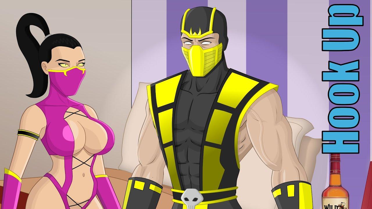 Mortal kombat cartoon sex xxx videos porno images