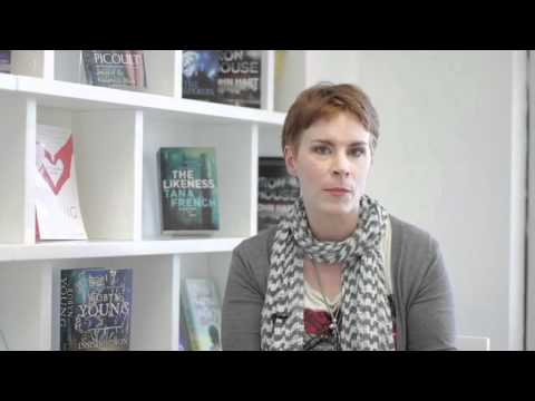 Tana French talks about BROKEN HARBOUR