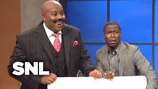 Steve Harvey Show: Phobias - SNL