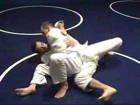 3 Kesa Gatame Escapes