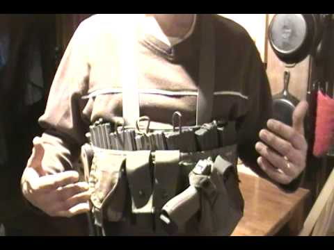 My inexpensive chest rig