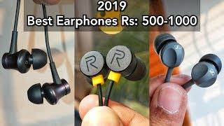 Realme Buds Vs Mi Basic Vs Sennheiser CX 213, Best Earphones 2019 Under Rs 500 to 1000