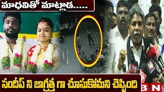 MRPS president Manda Krishna Madiga about Madhavi health condition