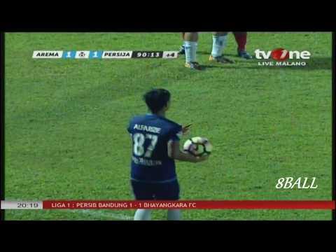 Bonek Jancok (Nyanyian rasis di laga Arema FC vs Persija)