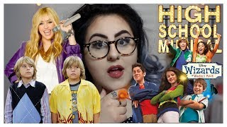 DISNEY CHANNEL SHOWS CONSPIRACY THEORIES
