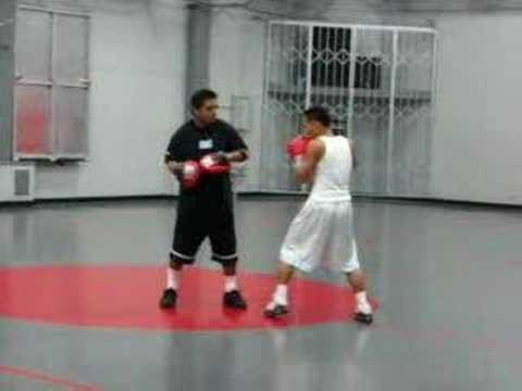 Dream Center - Boxing Warm Ups Image 1