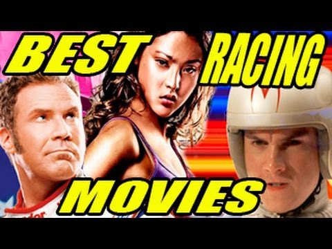 FAST AND FURIOUS Movie Inspirations – Top Racing Movies!