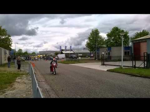 Historische Motor Grand Prix Oosterwolde 25-05-2015