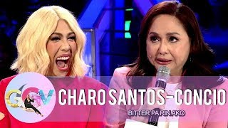 "Charo Santos-Concio reads an ""MMK"" letter in gay language 