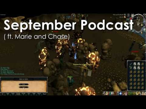 Runescape Behind the Scenes September Podcast (GWD, Al Kharid, Botany Bay) - iMage Rex