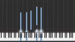 Battlefield 4 - Theme - Piano Arrangement