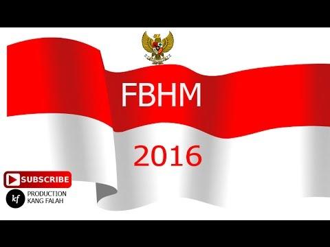 Muhasabatul qolbi FBHM 2016 spesial edition