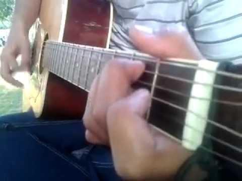 Tip tip barsa pani guitar cover by nikhil