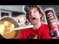 WE MADE JAM OUT OF PRINGLES Jam Challenge mp3
