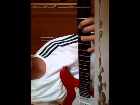 Jak Hrát Na Kytaru Smells Like Teen Spirit