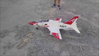 Motion RC T-45 Goshawk Jet - WOW!