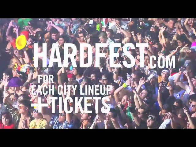 HARD Weekend 2011 Official Teaser - Simian Mobile Disco, Fake Blood